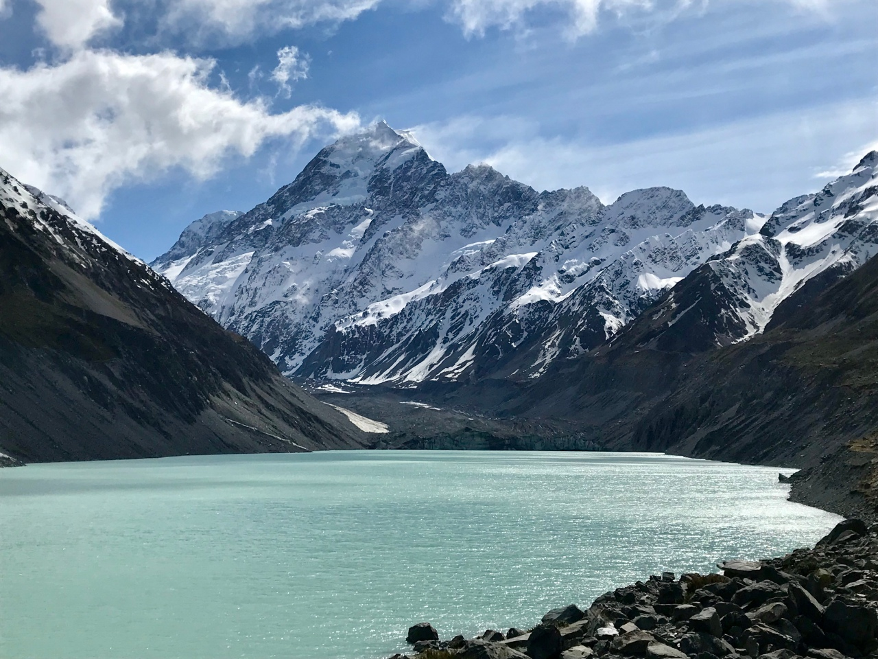 Stunning Mount Cook