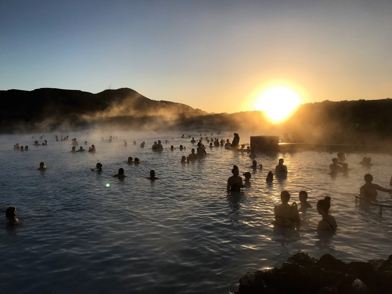 Iceland – Experiencing the Blue Lagoon