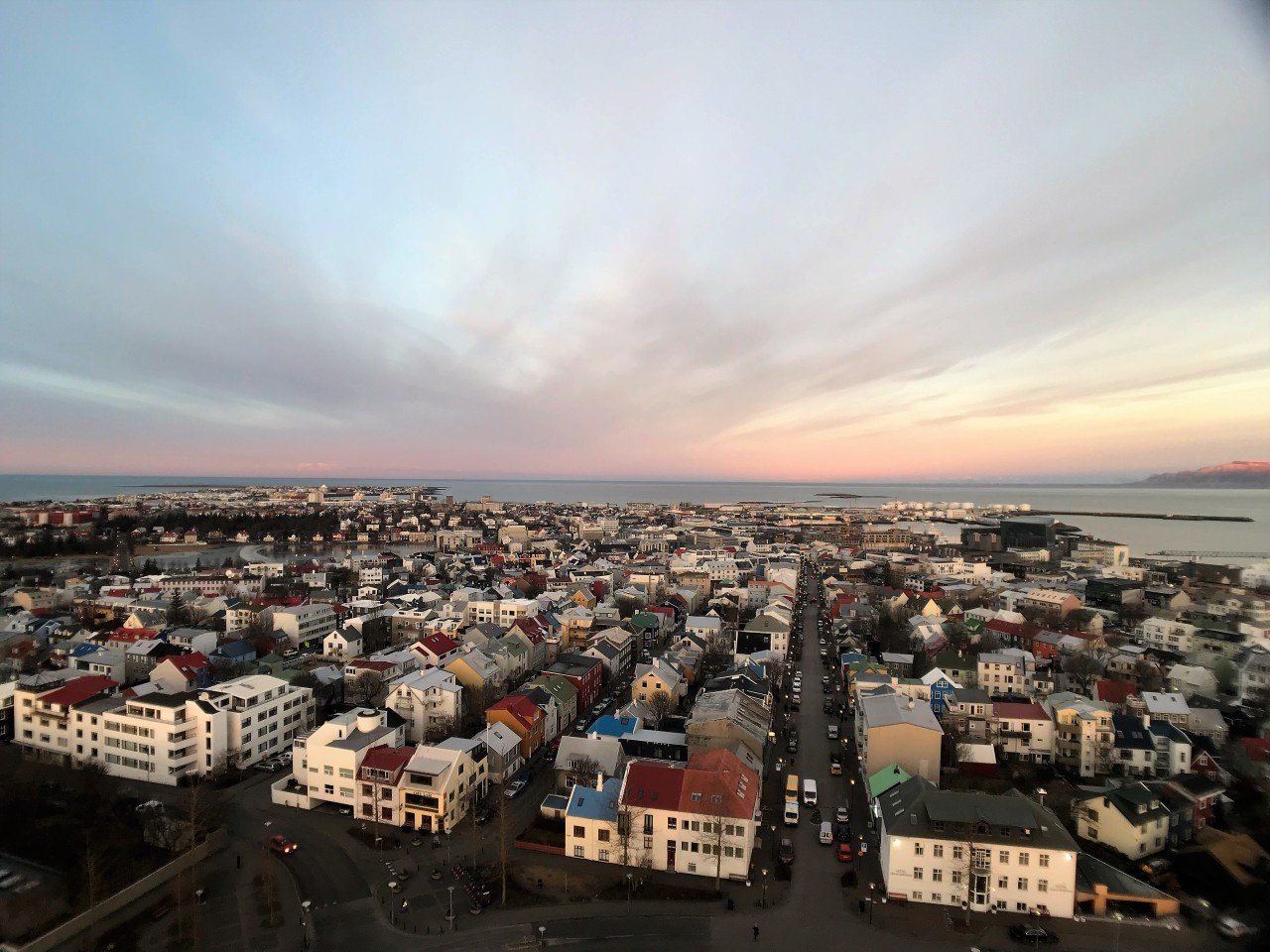 Reykjavik, the Northernmost Capital in the World