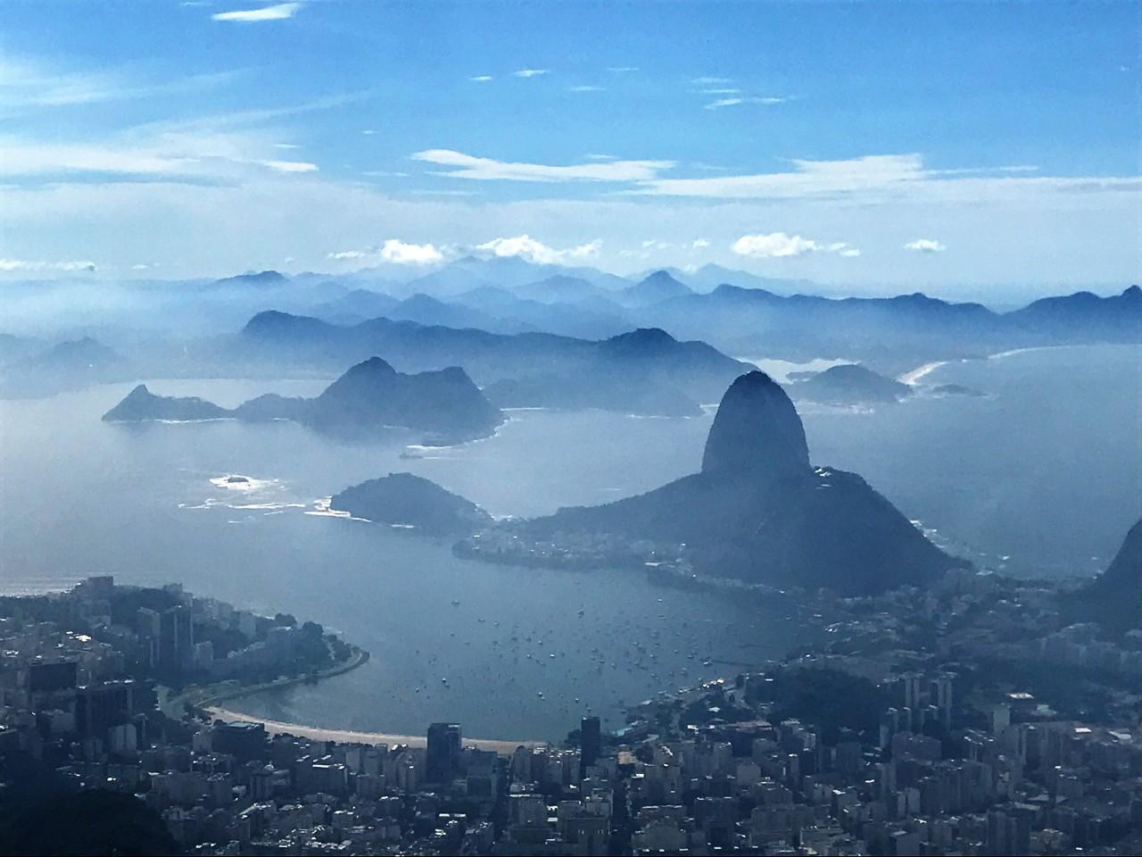 The Marvelous City of Rio deJaneiro
