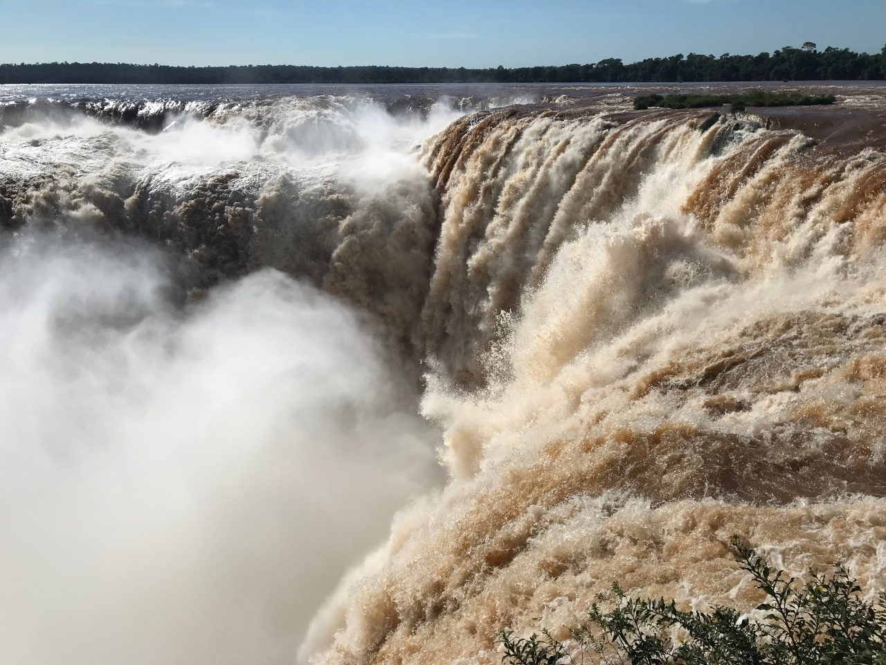 The Amazing Iguazu Falls